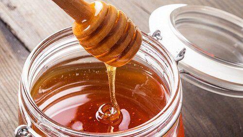 καλό νυχτερινό ύπνο με μέλι