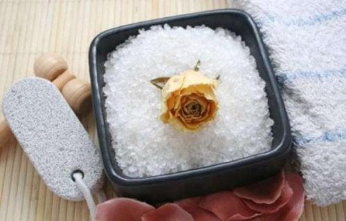 αντιμετώπιση του επιχείλιου έρπη με αλατι