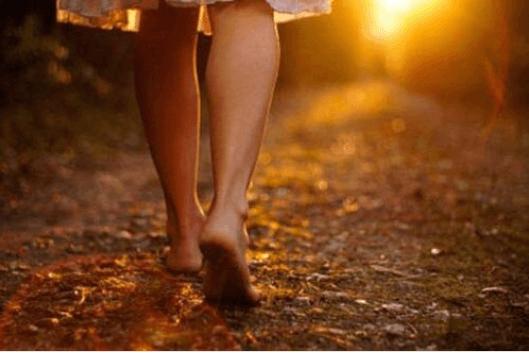 αυξήσετε τη ροή του αίματος  με περπατημα