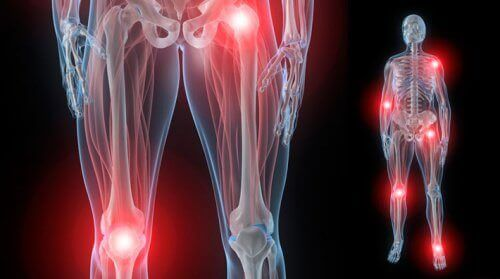 Ανακούφιση από το νυχτερινό πόνο στις αρθρώσεις