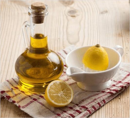 ελαιολαδο και λεμονι Η αποτοξίνωση του ήπατος