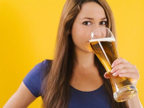 η μπύρα κάνει καλό