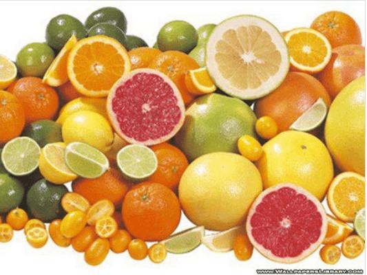 εσπεριδοειδή, αντικαρκινικές τροφές