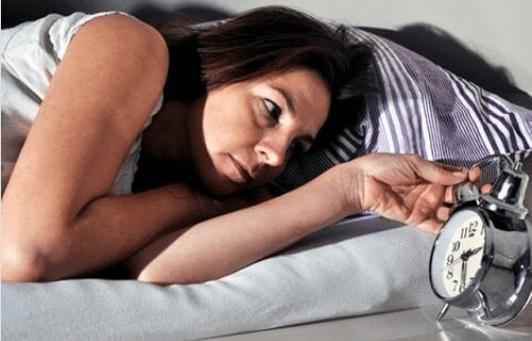 συμπτώματα ανισορροπίας του θυρεοειδή αδένα - αυπνια