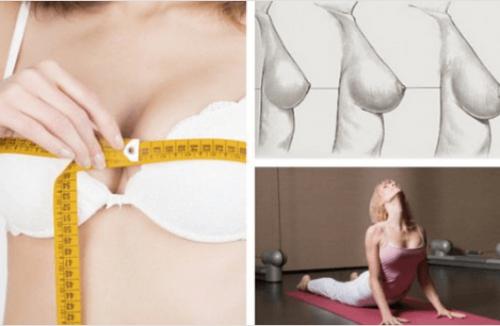 Συμβουλές για φυσική σύσφιξη στήθους