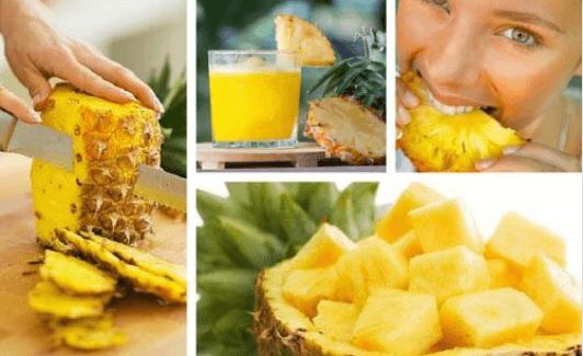 Πως θα κάνετε φυσική αποτοξίνωση με ανανά