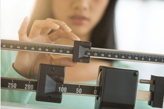 σημάδια του υποθυρεοειδισμού - βάρος