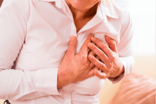 Ασυνήθιστα συμπτώματα καρδιακής προσβολής στις γυναίκες
