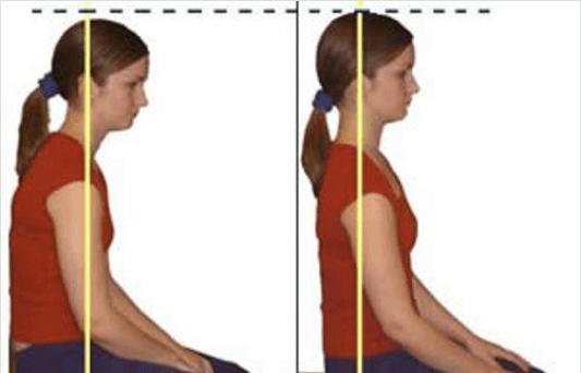 8 συμβουλές για καλύτερη στάση του σώματος
