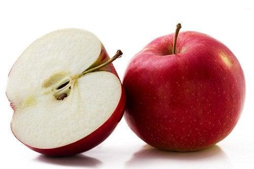 Οι ωφέλειες ενός μήλου την ημέρα - Κόκκινα μήλα