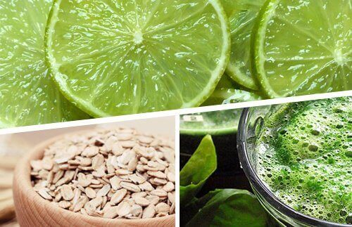Χάσετε βάρος φυσικά με λεμόνι, βρώμη και σπιρουλίνα