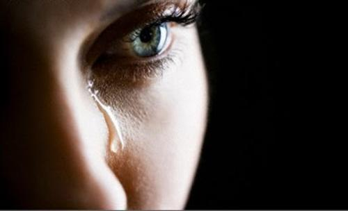 κόρες των ματιών - κλαμα