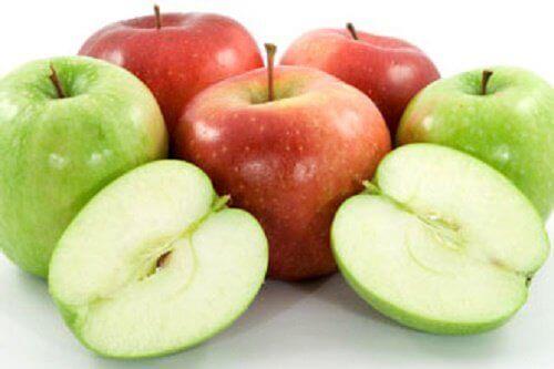 Οι ωφέλειες ενός μήλου την ημέρα - Πράσινα και κόκκινα μήλα