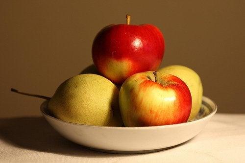 Οι ωφέλειες ενός μήλου την ημέρα - Κόκκινα και κίτρινα μήλα