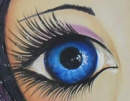 9 μηνύματα από τις κόρες των ματιών σας