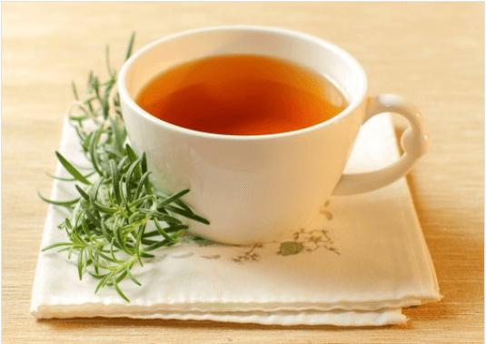 Απαλλαγείτε από τον πονοκέφαλο - Τσάι από δενδρολίβανο