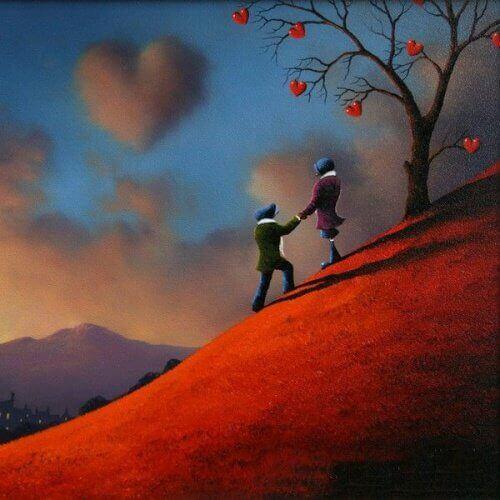 Είναι σημαντικό να δείχνετε αγάπη, όχι μόνο να την αισθάνεστε