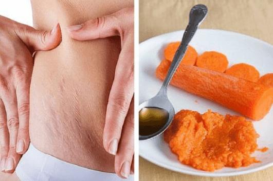 Θεραπεία με καρότο για τις ραγάδες. Δοκιμάστε την