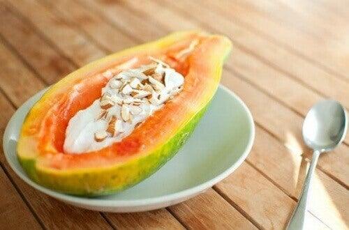 αντιφλεγμονώδη φρούτα - παπαγια