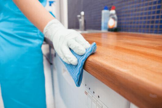 πάγκος, συμβουλές για τον καθαρισμό δύσκολων επιφανειών