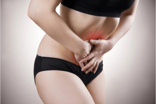 πόνος στην κοιλιά, έλκος στομάχου