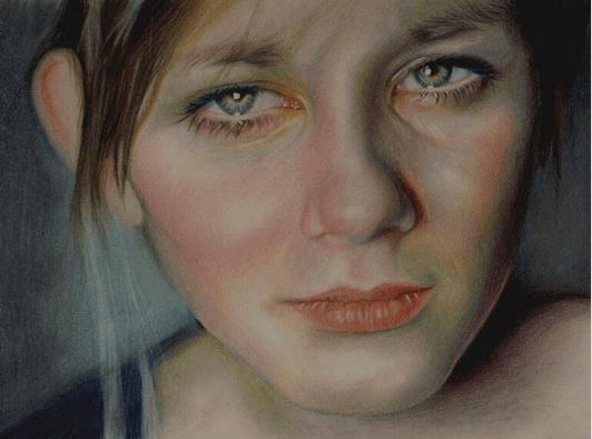 Η κατάθλιψη και το άγχος - Πορτρέτο θλιμμένης γυναίκας