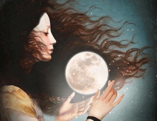 Συναισθηματική ωριμότητα - Γυναίκα πάει ν' αγγίξει το φεγγάρι