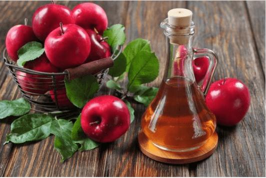 μαλακτική κρέμα με μηλόξυδο