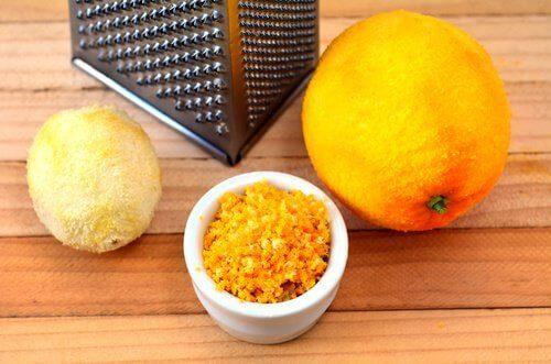 Λεμόνι για την καταπολέμηση όγκων - Λεμόνι παγωμένο, λεμόνι κανονικό και τριμμένη φλούδα
