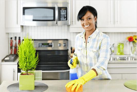 κουζίνα χωρίς αλλεργιογόνα