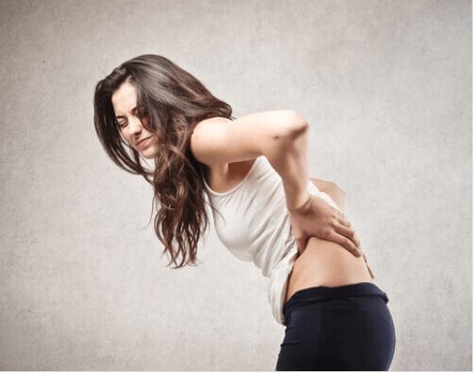 κοινό πόνο στην πλάτη