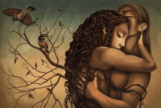 Η θεραπευτική δύναμη της αγκαλιάς. Αγκαλιαστείτε