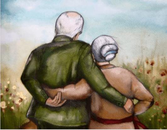 δύναμη της αγκαλιάς