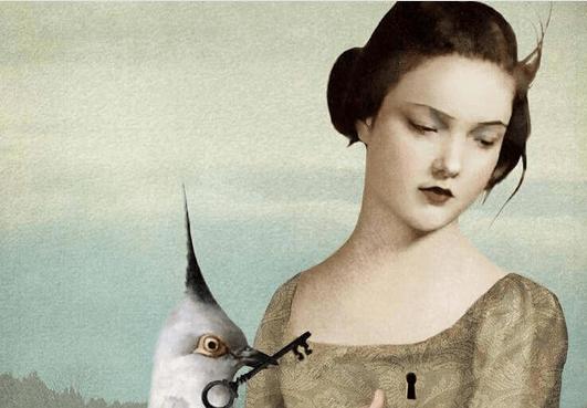 Συναισθηματική ωριμότητα - Γυναίκα και κλειδί της καρδιάς