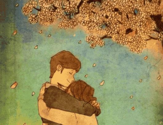Δεν υπάρχει τίποτα πιο χαλαρωτικό από μια αγκαλιά