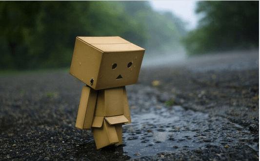 Ο σκοτεινός πόνος της κατάθλιψης