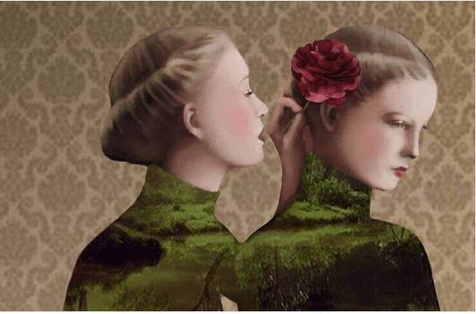 Δεν χρειάζεται να δίνετε εξηγήσεις - Γυναίκα φτιάχνει τα μαλλιά της φίλης της