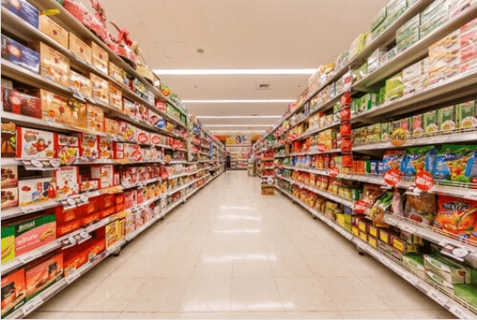 απόρριψη τροφίμων