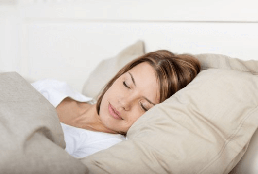 θεραπεία για το ροχαλητό - μαξιλάρι