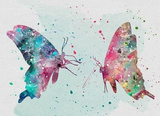 προσωπική ελευθερία - πεταλουδες