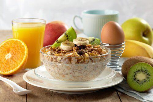 πρωινο διατήρηση του βάρους