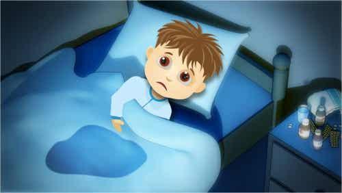 Παιδιά που βρέχουν το κρεβάτι: αιτίες και θεραπεία