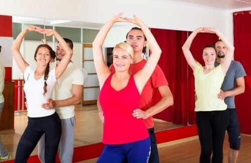 Χοροί για να γυμνάσετε: bachata