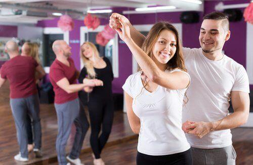 Χοροί για να γυμνάσετε: kizomba