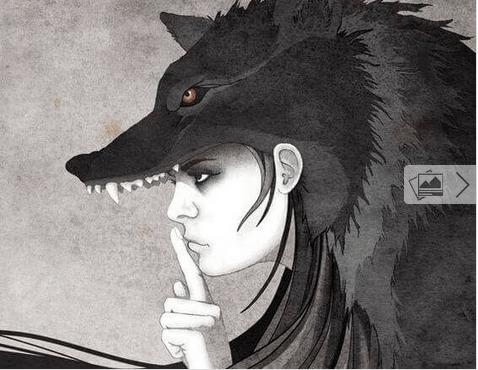 Γυναίκα λύκος