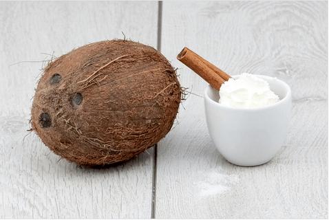 θεραπεία με καρύδα, μέντα και κανέλα