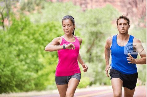 τρέξιμο και άσκηση