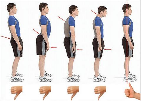6 τεχνικές για καλύτερη στάση του σώματος