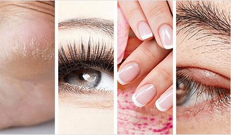 8 καταπληκτικά οφέλη του καστορέλαιου για την ομορφιά