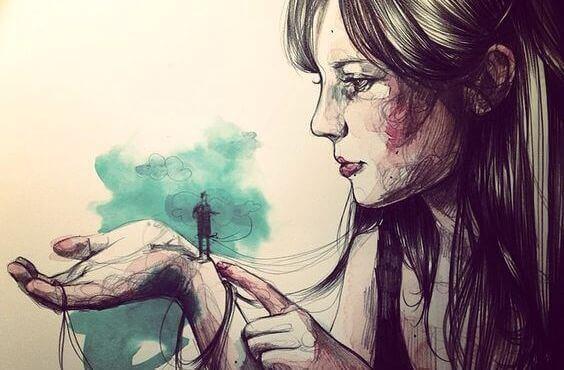 Αξίζετε κάτι καλύτερο - Άνδρας στο χέρι γυναίκας